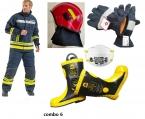Quần áo chống cháy KTFSN700 Korea