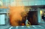 Quả tạo khói diễn tập PCCC
