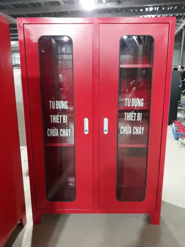 Tủ đựng dụng cụ chữa cháy