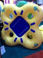 TUBE (SEV), ZCLVL-14 HD -PRO SLIDE CLOVERLEAF