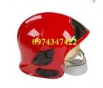 Mũ chống cháy KT FIRE CORP