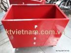 thùng chứa cát chữa cháy di dộng
