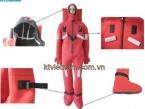 Bộ quần áo phao chống mất nhiệt