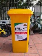 Bộ ứng cứu tràn dầu hóa chất 240L