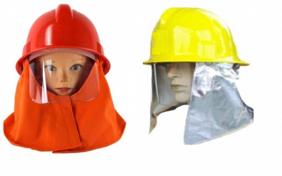 Mũ chống cháy thường (vàng)