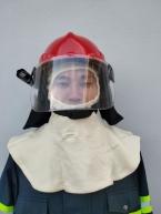 Mũ chống cháy 700độ Aramid