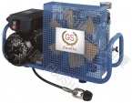 Máy nạp khí cho bình lặn chạy điện