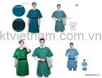 Quần áo chì chống tia xạ