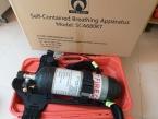 Nạp bình dưỡng khí SCBA